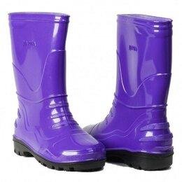 Сапоги, полусапоги - Сапоги детские ДАРИНА Д14 (фиолетовый, 33(210)), 0