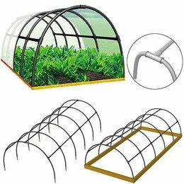 Парники и дуги - Парник дачный готовый ПА 7 секций переносной для выращивания рассады, 0