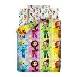 Постельное белье - Детское постельное белье, размер «1,5 спальный», хлопок-поплин, 0
