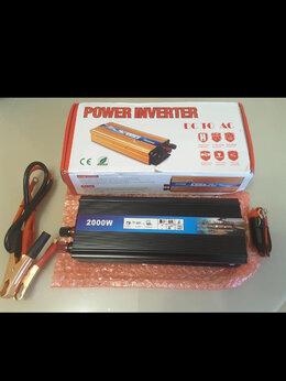 Преобразователи частоты - Преобразователь Инвертор 12V - 220V USB 2000Вт, 0