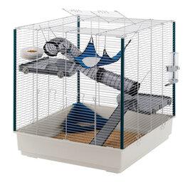 Клетки и домики  - Клетка для хорьков, крыс, шиншилл Furet XL, 0