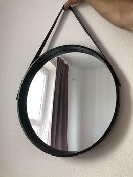 Зеркала - Зеркало на ремне настенное новое, 0