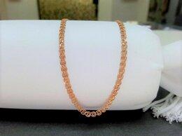 Браслеты - Золотой браслет • Лав, размер 19 см, проба 585°, 0