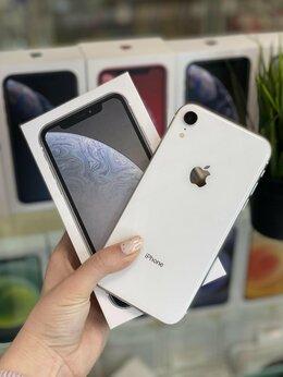 Мобильные телефоны - iPhone Xr White 64 Gb Невосстановленный, 0