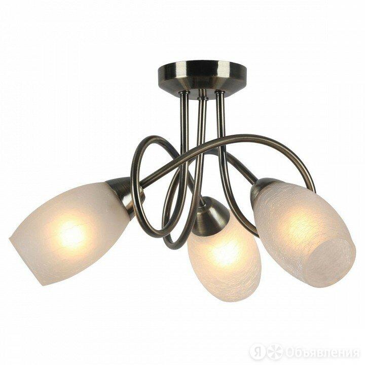 Потолочная люстра Arte Lamp Mutti A8616PL-3AB по цене 3420₽ - Мебель для кухни, фото 0