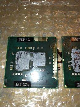 Процессоры (CPU) - Core i3-370m (rPGA988A) 1е поколение, 0