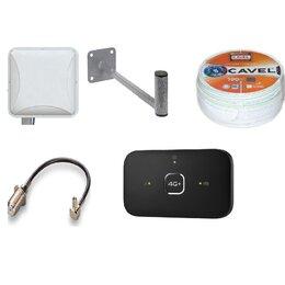 Прочее сетевое оборудование - Комплект усиления интернета №1, 0