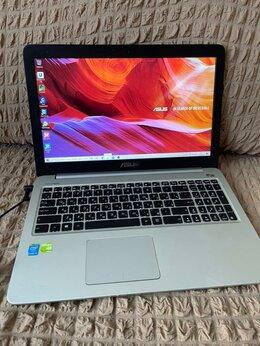 Ноутбуки - Ноутбук Asus. Металлический ноутбук, 0