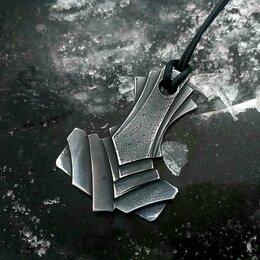 Кулоны и подвески - Мьёльнир «Йотунхейм» Молот Тора. Кованая сталь. Ручная ковка, 0