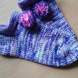 Колготки и носки - Вязаные носки новые, 0