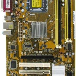 Материнские платы - Asus P5KPL LGA775 ATX, 0