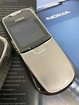 Мобильные телефоны - Nokia 8800 Silver. Магазин, доставка, 0