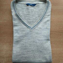 Свитеры и кардиганы - Tom Tailor пуловер джемпер Германия хлопок оригинал L (подойдет на M), 0