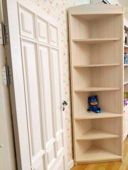 Стеллажи и этажерки - Стеллаж. Шкаф угловой, 0