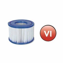 Фильтры, насосы и хлоргенераторы - Картридж для фильтра тип VI, 106х80 мм, 2 шт,…, 0