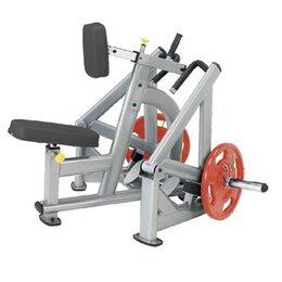 Тренажеры со встроенными и свободными весами - Гребная тяга с упором Steel Flex PLSR, 0