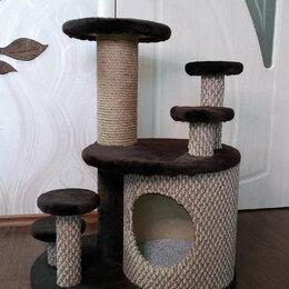 Когтеточки и комплексы  - Домики для кошек, 0