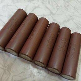 Батарейки - Аккумулятор LG HG2 18650 (20A-2600mAh...), 0