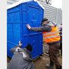👍Туалетная кабина - биотуалет новая зеленая, синяя +🎁 по цене 20500₽ - Биотуалеты, фото 0