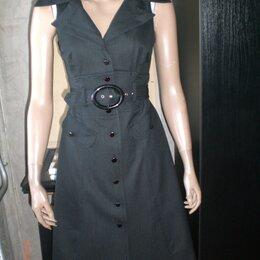 Платья - Платье-сарафан р. 42-46 новое Турция, 0