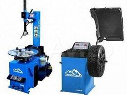 Комплект шиномонтажного оборудования - Комплект шиномонтажа Trommelberg, 0