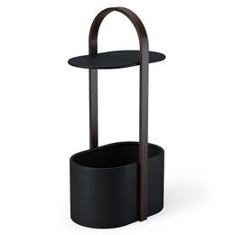 Столы и столики - Приставной столик с отсеком для хранения…, 0