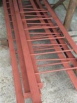 Лестницы и элементы лестниц - СГ-34 Серия 1.450.3-7.94 Вертикальная…, 0