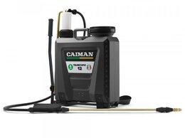 Электрические и бензиновые опрыскиватели - Опрыскиватель ручной Caiman Telescopic 12 (Италия), 0