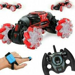 Радиоуправляемые игрушки - Машинка перевертыш Хайпер, 0
