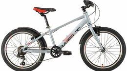 """Велосипеды - Подростковый велосипед WELT Peak 20"""" R (2021), 0"""