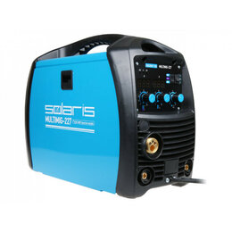 Сварочные аппараты - Сварочный полуавтомат Solaris MULTIMIG-227…, 0