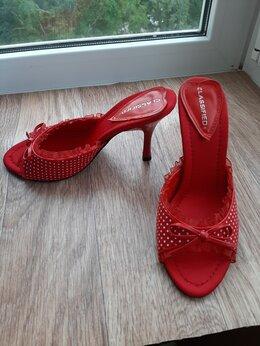 Туфли - Обувь для золушки на каблуке, 0
