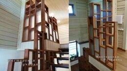 Лестницы и элементы лестниц - Перегородки на лестницу, 0
