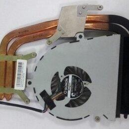 Аксессуары и запчасти для ноутбуков - Система охлаждения для ноутбука Lenovo Y560P, 0