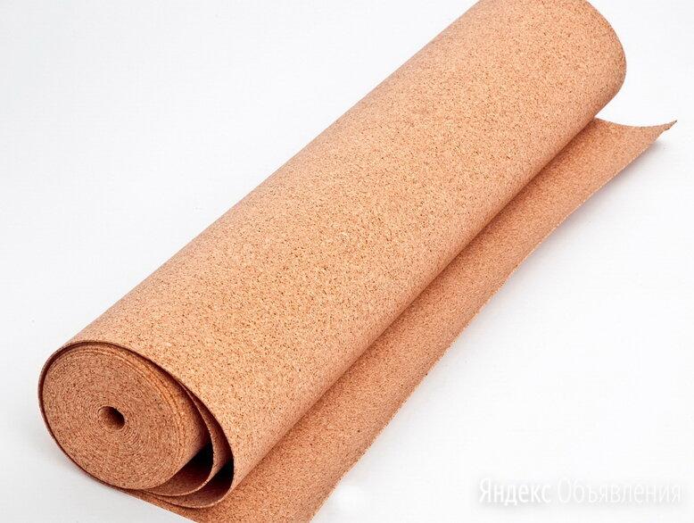 Пробковая подложка в рулонах Corksribas, толщина 4 мм по цене 499₽ - Пробковый пол, фото 0