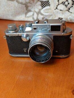 Пленочные фотоаппараты - Фотоаппарат «Зоркий 3», 0