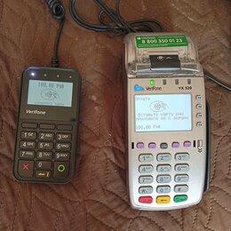 Контрольно-кассовая техника - Платежный терминал, сканер штрих-кодов, 0