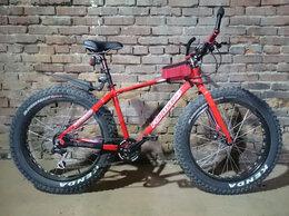 Велосипеды - Фэтбайк BizoN, R-26*4.5, 16 ск. на рост до 185 см, 0