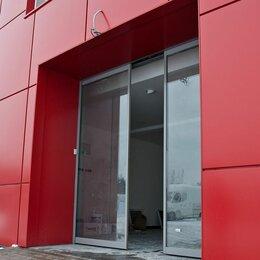 Входные двери - Автоматические раздвижные двери, 0
