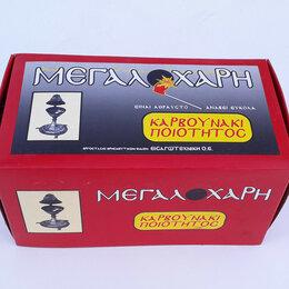 Уголь - Уголь кадильный Греческий в стикерах, 0