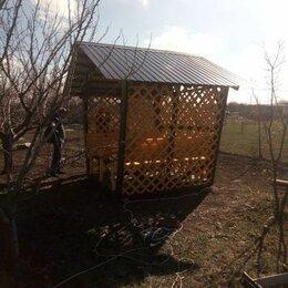 Готовые строения - беседки деревянные, 0