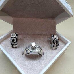 Комплекты - Комплект изделий из серебра. , 0