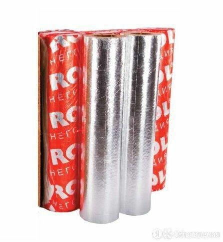 Цилиндры Навивные RockWool 100 т 30 ДМ 219 кашир./ф. (1 м) по цене 1630₽ - Изоляционные материалы, фото 0