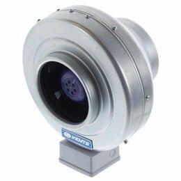 Вентиляция - Вентилятор канальный ВКМц 150, 0