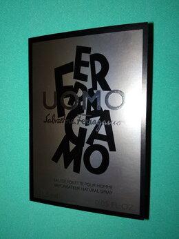 Парфюмерия - Мужская парфюмированная вода Salvatore Ferragamo…, 0