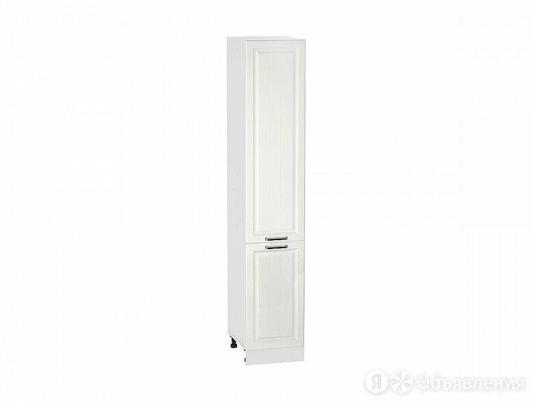 Шкаф пенал с 2-мя дверцами Прага ШП 400Н (для верхних шкафов высотой 920) по цене 9898₽ - Шкафы, стенки, гарнитуры, фото 0