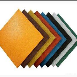 Плитка ПВХ - Резиновая плитка, 0