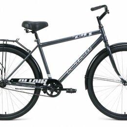 """Велосипеды - Городской велосипед ALTAIR City high 28 серый 19"""" рама, 0"""