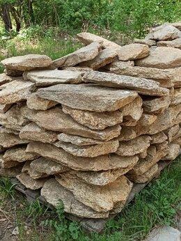 Облицовочный камень - Камень. Плитняк гранитный брусянский. 350р/м2, 0