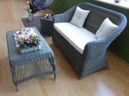 Плетеная мебель - Комплект плетеной мебели Seven Oaks (диван и…, 0